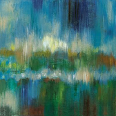 Blurred Landscape I--Art Print