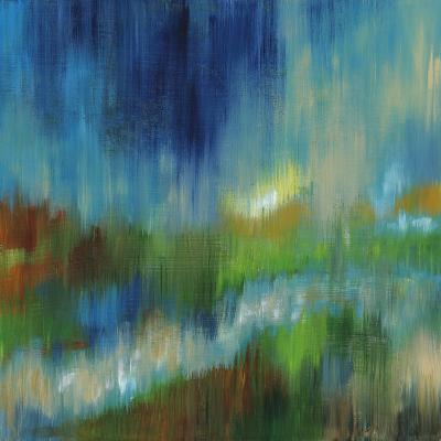 Blurred Landscape II--Art Print