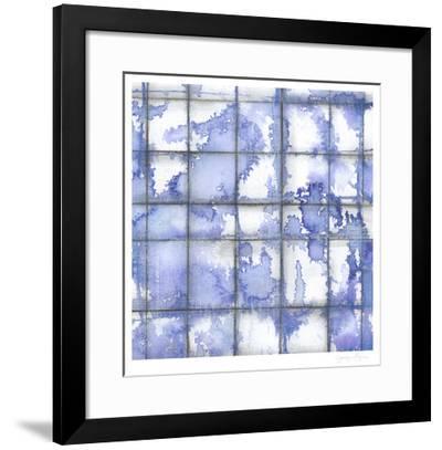 Blurred Lines I-Jennifer Goldberger-Framed Limited Edition