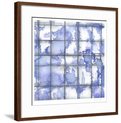 Blurred Lines I-Jennifer Goldberger-Framed Limited Edition