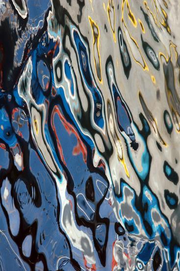 Blurred Reflection - 9- Alagubala-Photographic Print