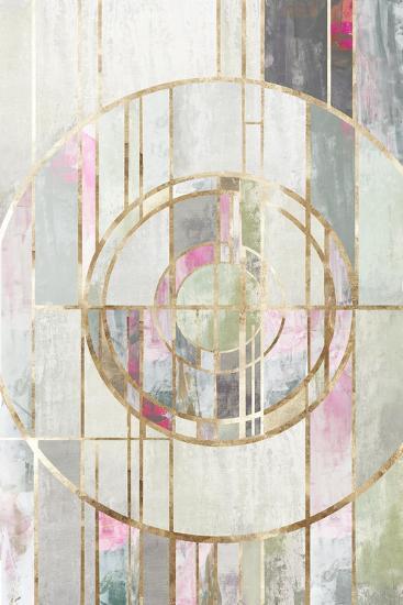 Blush Deco I-PI Studio-Art Print