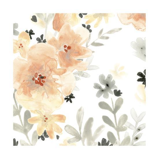 Blush Garden I-June Vess-Premium Giclee Print