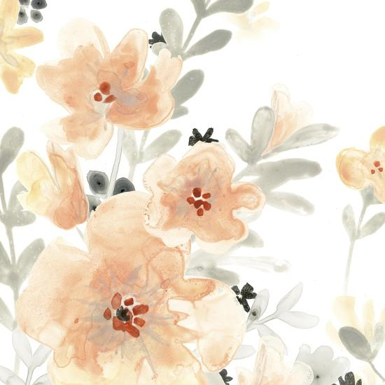 Blush Garden III-June Vess-Premium Giclee Print