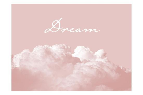Blush Pink Dream-Urban Epiphany-Art Print
