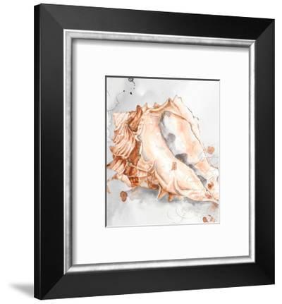 Blush Shell Iii-PI Creative Art-Framed Giclee Print