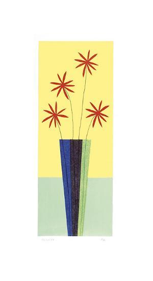 Blusher Daisies-Hewitt-Giclee Print