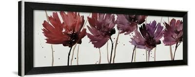Blushing Blooms-Natasha Barnes-Framed Giclee Print