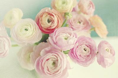 Blushing Blossoms-Sarah Gardner-Premium Giclee Print