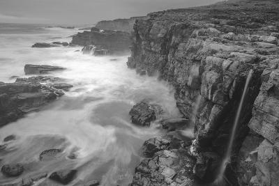 Blustery Sonoma Seascape, California Coast-Vincent James-Photographic Print