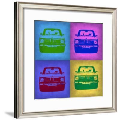 BMW 2002 Pop Art 3-NaxArt-Framed Premium Giclee Print