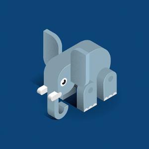 Elephant by Bo Virkelyst Jensen