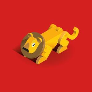 Lion by Bo Virkelyst Jensen