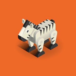 Zebra by Bo Virkelyst Jensen