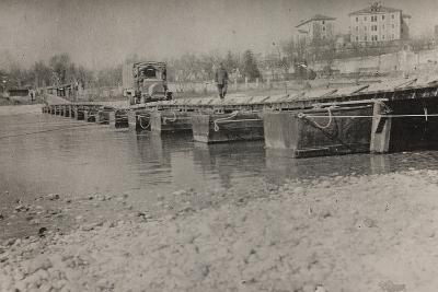Boardwalk at Gradisca D'Isonzo--Photographic Print