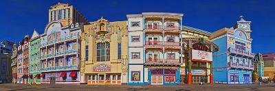 Boardwalk, Atlantic City, New Jersey, USA--Photographic Print