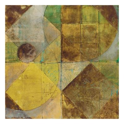Boardwalk II-John Kime-Premium Giclee Print
