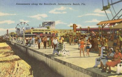 Boardwalk, Jacksonville, Florida