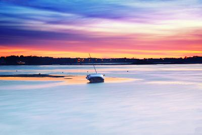 Boat Asleep-Viviane Fedieu Daniel-Photographic Print