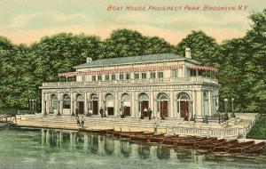 Boat House, Prospect Park, Brooklyn