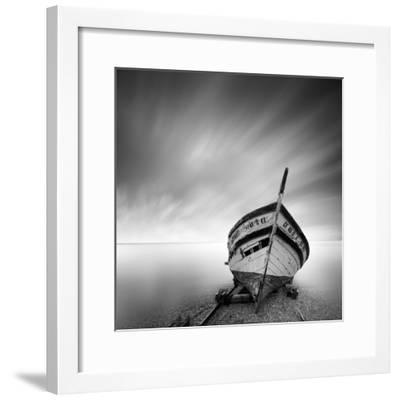 Boat I-Moises Levy-Framed Photographic Print