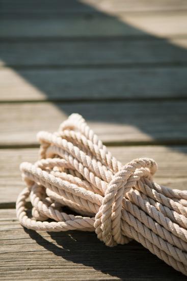 Boat Rope-Karyn Millet-Photo