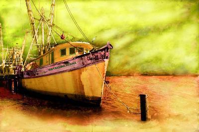 Boat VI-Ynon Mabat-Photographic Print