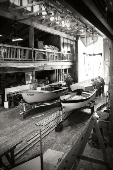 Boat Works I-Alan Hausenflock-Photographic Print