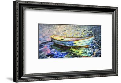 Boat XXI-Kim McAninch-Framed Art Print