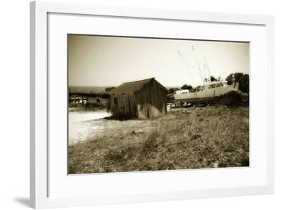 Boat Yard I-Alan Hausenflock-Framed Photographic Print