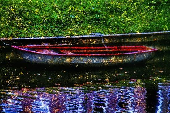 Boat-Andr? Burian-Photographic Print