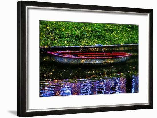 Boat--Framed Photographic Print