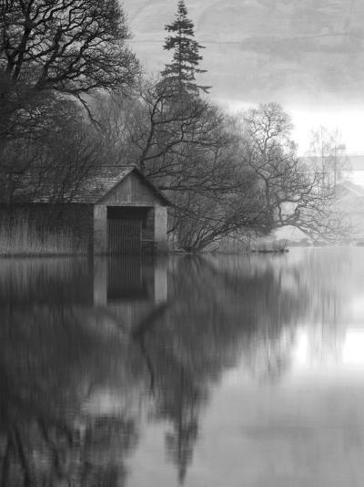 Boathouse, Cumbria, England, UK-Nadia Isakova-Photographic Print