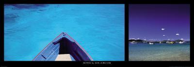 Boating-Neville Prosser-Art Print
