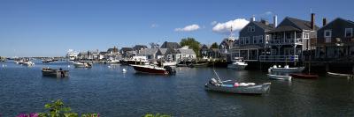 Boats at a Harbor, Nantucket, Massachusetts, USA--Photographic Print