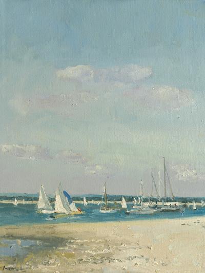 Boats at East Head II-Paul Brown-Giclee Print