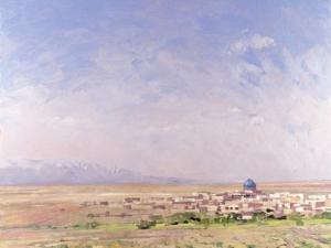 Iran by Bob Brown