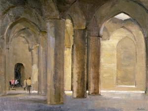 Saljuq Friday Mosque, Isfahan by Bob Brown
