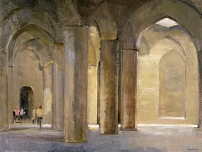Saljuq Friday Mosque, Isfahan by Bob Brown