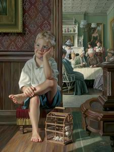 And at Just the Right Moment by Bob Byerley