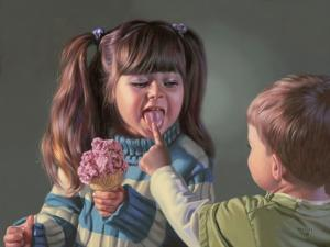Cold Tongue Warm Heart by Bob Byerley