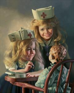 Doll Hospital by Bob Byerley