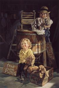 Free Clean Puppies by Bob Byerley