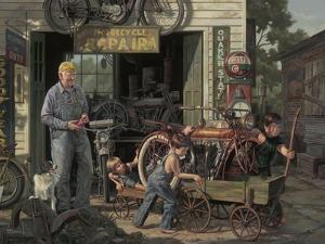The Gift by Bob Byerley