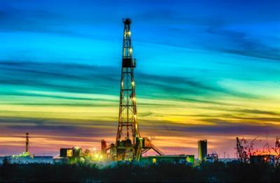 Drillers Palette by Bob Callender