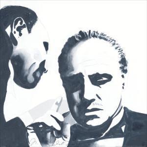 Don Corleone by Bob Celic