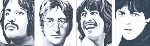 The Beatles by Bob Celic
