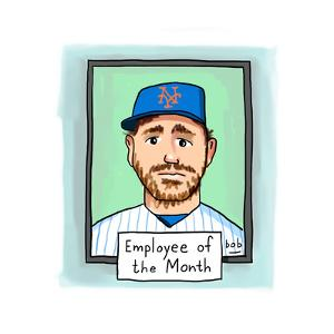 Employee of the Month - Cartoon by Bob Eckstein
