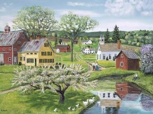 Apple Blossom Time by Bob Fair