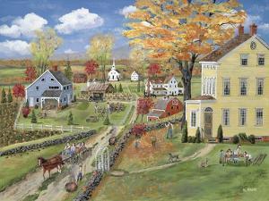 Autumn Chores by Bob Fair